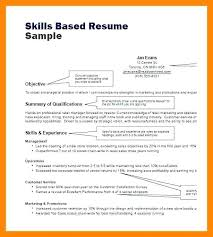 Skills And Capabilities Resume Examples. Entry Level Sales Resume ...