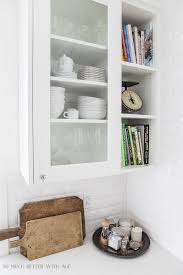 complete kitchen supply list french cutting boards white plates in cupboard so much