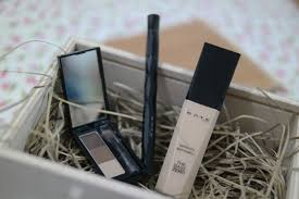 in this post i m going to share the benefit swatches and super easy quick natural makeup look by using kate tokyo makeup yang i dapat ni