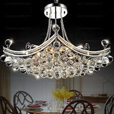hardware crystal chandeliers beaded for living room