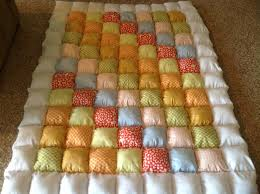 Once Upon a Childhood...: Puffy Quilts & Puffy Quilts Adamdwight.com