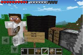 how to make a stonecutter in minecraft. Minecraft Pocket Edition 0.6.0 - Baby Animals (Breeding), Armor, Signs How To Make A Stonecutter In