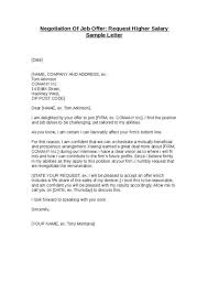 Salary Negotiation Email Salary Negotiation Email Sample Simple Awesome Collection Of How