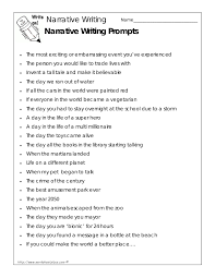 topics for narrative essay co topics for narrative essay