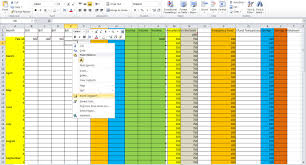 budget spreadsheet 3 essential tips for creating a budget spreadsheet tastefully