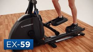 horizon fitness ex 59 elliptical trainer review written by charlotte february 27 2016 ex59