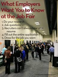 what to do at career fair what employers want you to know at the job fair peer into your career