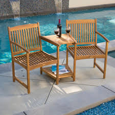 wicker patio furniture. Outdoor Patio Furniture Adjoining Chairs Table Two Chair Wicker E