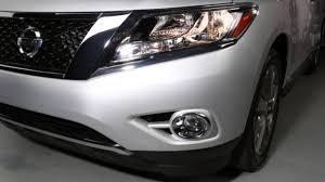 2015 Nissan Pathfinder Headlights And Exterior Lights