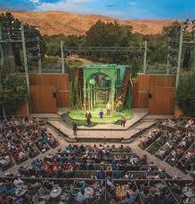 Idaho Shakespeare Seating Chart Amphitheater Idaho Shakespeare Festival