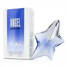 Thierry <b>Mugler Angel Aqua Chic</b> Light EDT 50mL WOMEN - Lisa's ...