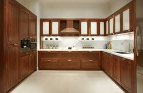 island lighting kitchen contemporary interior. White Minimalist Stained Glass Island Lighting Black Varnished Wooden Two Toned Chocolate Brown Modern Kitchens Decor Stainless Steel Washbowl Kitchen Contemporary Interior D