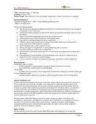 Resume Dillards Sales Associate Cover Letter Best Inspiration For