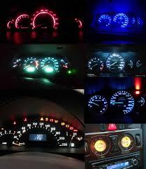 1999 Subaru Forester Dash Lights 6pcs Canbus T5 Led Lamp 73 74 3030 Smd Bulb Instrument Panel Lights Kit For Subaru Brz Legacy Tribeca Outback Forester Impreza