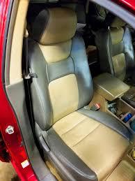 file 2006 honda ridgeline rtl two tone leather seat jpg