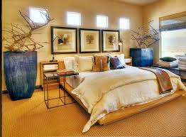 African Bedroom Interior (Image 1 of 10)
