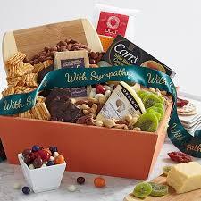 lovely homemade sympathy gift basket ideas