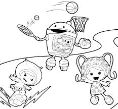 Nick Jr Halloween Coloring Pages Nickelodeon Characters Save 1514