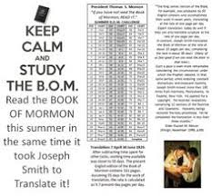 40 Day Book Of Mormon Reading Chart 11 Best Scripture Reading Motivations Images In 2018