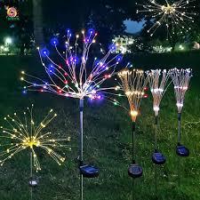 solar garden lights outdoor decorative