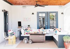 for a cool contemporary mexican decor vibe add a few elements such as an area rug and throw pillows image the tomkat studio