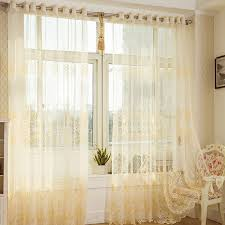 wonderful light yellow sheer curtains ideas with curtains for living room summer style cortina para sala