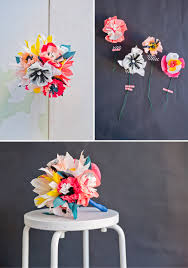 How To Make Paper Flower Bouquet Step By Step Paper Flower Bouquet Diy