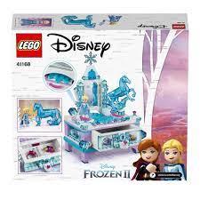 Đồ chơi lắp ráp LEGO Hộp Trang Sức Của Elsa 41168