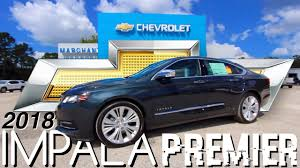 2018 Chevrolet Impala 2LZ Premier V6 | IN DEPTH REVIEW - New ...