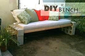concrete block furniture. Cinder Block Furniture Patio Ideas Pertaining To . Concrete S