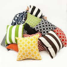 Interior Contemporary Pillows Cheap Burnt Orange Throw Pillows