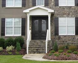 Front Door Colors For Dark Brown House Choice Image - Doors Design ...