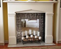 faux fireplace mantel design ideas