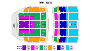 Wang Theater Boston Seating Chart Ticketingbox Shen Yun 2020 Boston Shen Yun Tickets