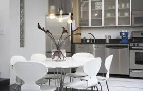 modern kitchen table sets. Kitchen, White Round Kitchen Table Chairs Modern Decorating Ideas: Irresistible Tables And Sets T