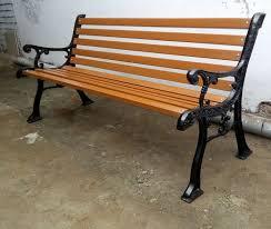 garden bench cast iron park benches