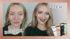 revolution how to cover rosacea red skin new colour correct primer
