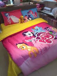 new 2016 my little pony bedding set 4pc queen king size