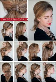 Quick Cute Ponytail Hairstyles Ideas For Long Straight Hair Easy Ponytail Ideas For Long Hair