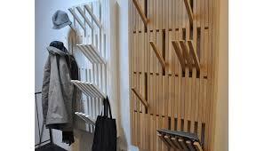 Cool Coat Racks Wall Coat Rack Design helenasourcenet 41