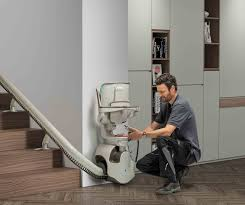 Die schrittmaßregel bestimmt das steigungsverhältnis einer treppe. Voraussetzungen Fur Den Treppenlift Einbau Thyssenkrupp Home Solutions