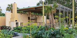 Kitchen And Garden Bok Tower Gardens Outdoor Kitchen Edible Visit Central Florida