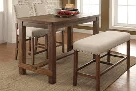 bar stool bench. Counter Height Dining Table \u0026 Chairs + Bench Set CM3324PT - 1 Bar Stool