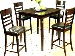 high dining table sets outdoor bar height table and chairs high kitchen table and stools outdoor high dining table