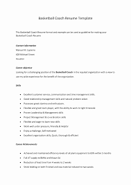 Assistant Basketball Coach Sample Resume Assistant Basketball Coach Sample Resume Elegant Basketball Coaching 1