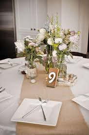 90 x 12 inch burlap table runners fit 5ft round tables