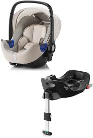 britax römer baby safe i size sand marble baby car seat and flex base