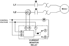 using current transformers current sensing relays using current transformers current sensing relays current relays diagram