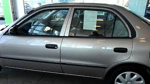 Sandrift Metallic 2002 Toyota Corolla CE Automatic @ Eastside ...