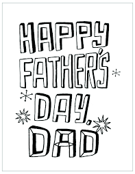 free printable father s day coloring page happy father s day